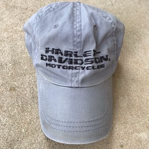 Harley Davidson Dad Hat